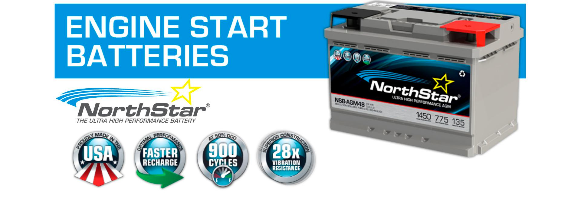North Star Batteries